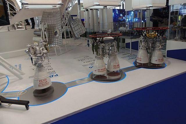 Россия в 2021 году отправит в США последние ракетные двигатели РД-180