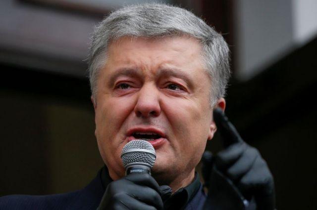 В Крыму считают Порошенко причастным к водной блокаде полуострова