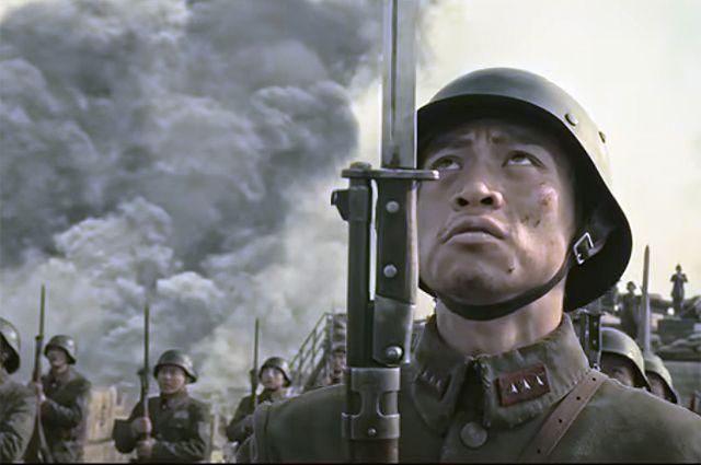 Сказ о китайском героизме. Рецензия на фильм «Восемь сотен»