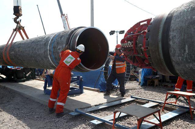 Дело труба. Киев допёк Байдена жалобами на «Северный поток-2»