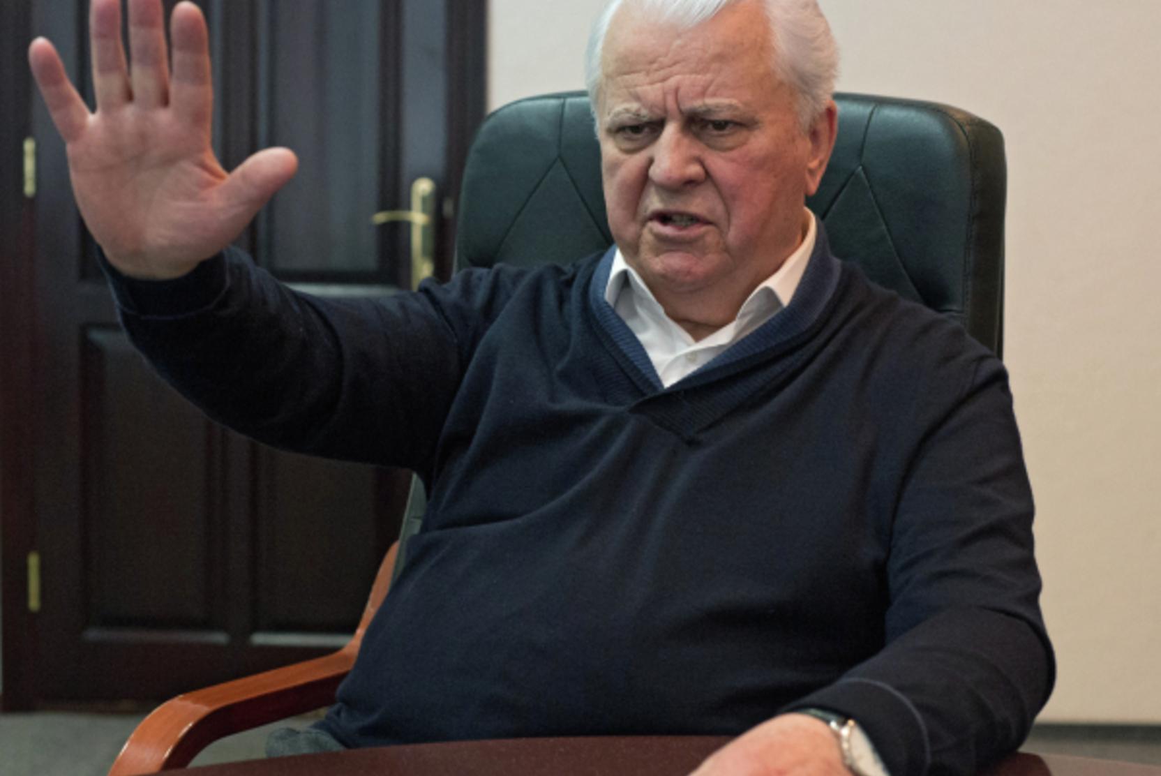 «Выдается желаемое за действительное»: Кравчук ответил на идею Суркова силой вернуть Украину
