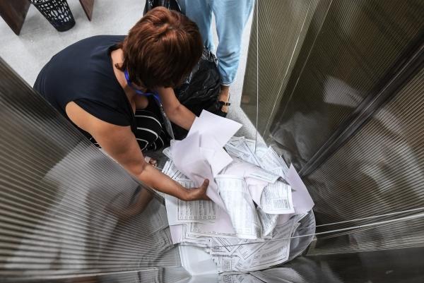Россиян из ДНР повезут 825 автобусов на выборы в Ростовскую область
