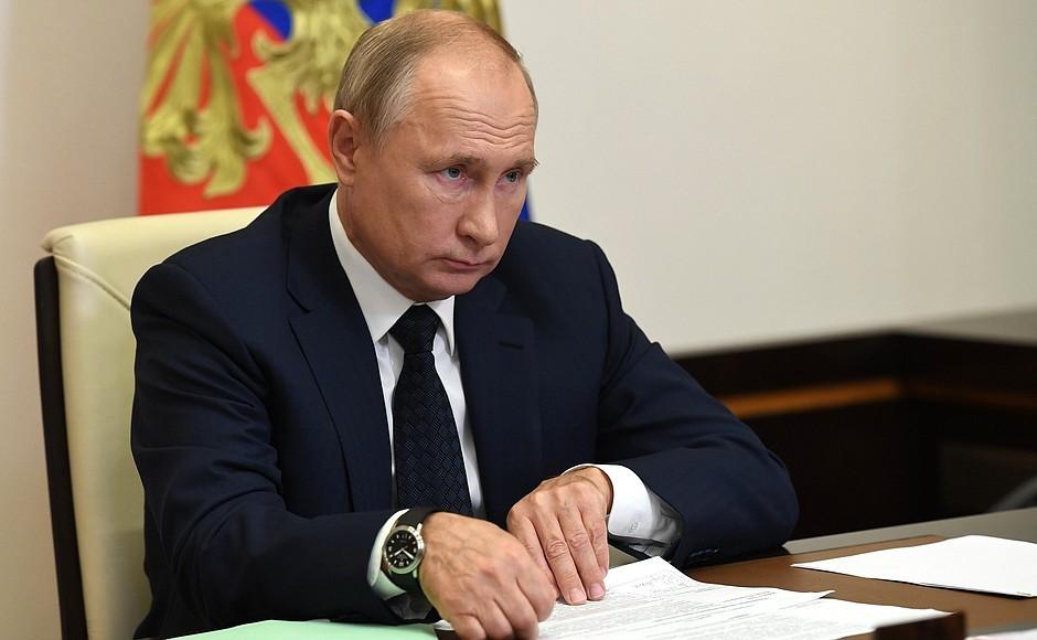 Путин рассказал о территориальной принадлежности Карабаха
