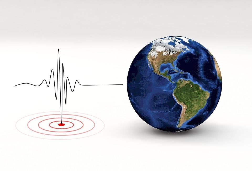 Очередное землятресение произошло на границе РФ и Монголии