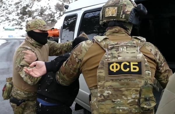 Семерых исламистов задержали в Кисловодске