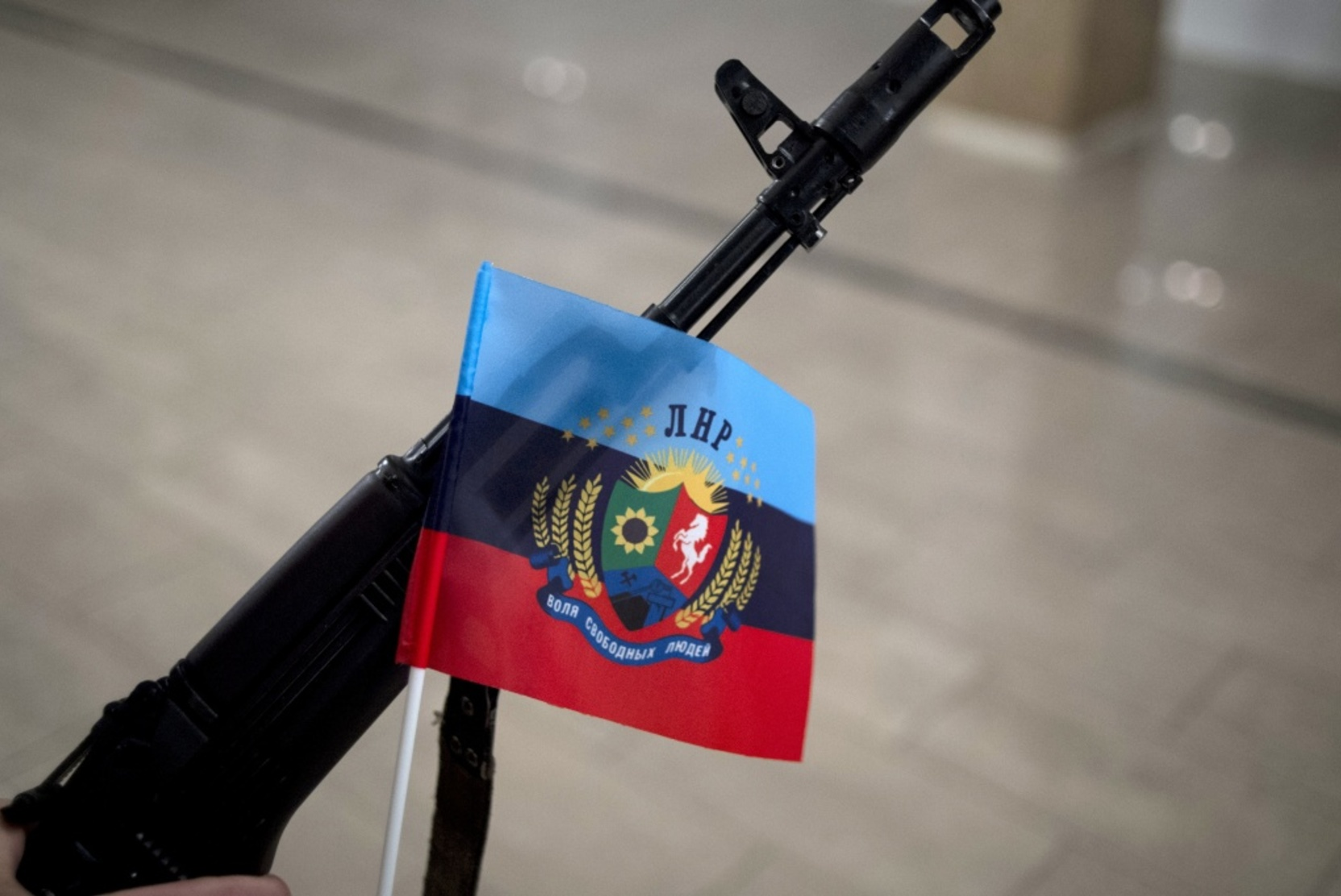 В ЛНР заявили о нападения диверсантов на пост милиции и гибели пяти ополченцев