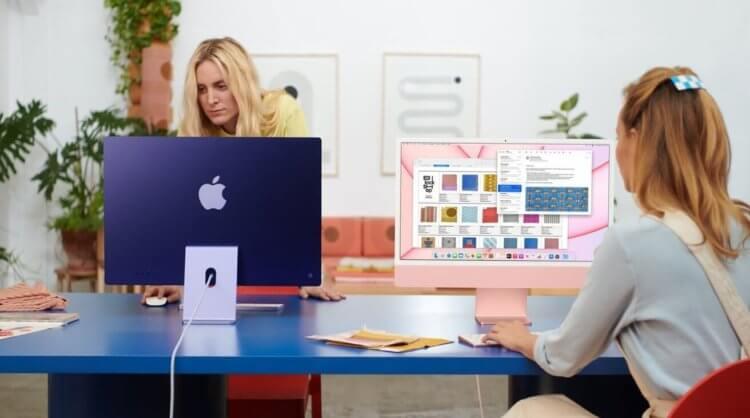 Apple рассказала, почему ставит один и тот же процессор M1 во все Mac