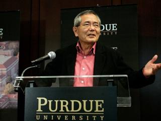 Университет Пердью сообщил о кончине нобелевского лауреата