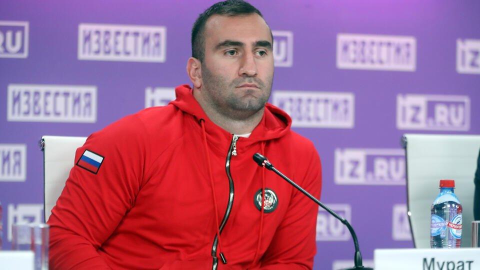 Гассиев заявил, что намерен стать чемпионом среди супертяжеловесов