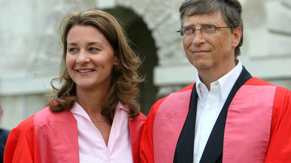 Она готовилась: WSJ раскрыла подробности развода Билла Гейтса с женой