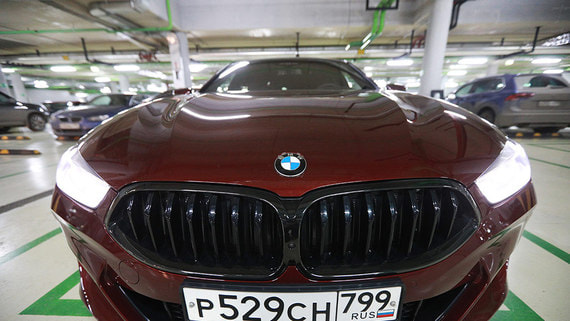 BMW 840 Gran Coupe: Респект и неуважуха