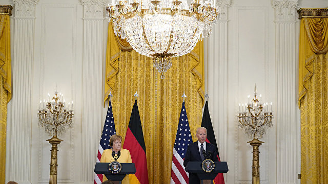 Хуаньцю шибао (Китай): германо-американские отношения — и назад оглянуться нельзя, и вперед нет возможности двигаться