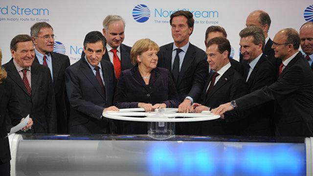 Express (Великобритания): Польша и Украина резко осуждают Меркель за ее поддержку «Северного потока — 2»