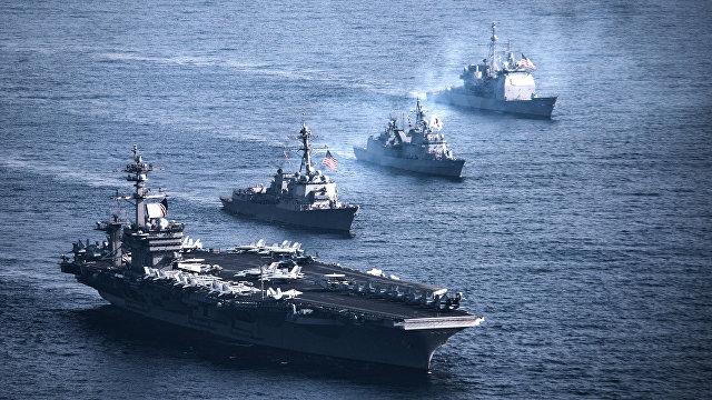 The Economist (Великобритания): военно-морские учения в Индийском океане свидетельствую об укреплении «антикитайской четверки»