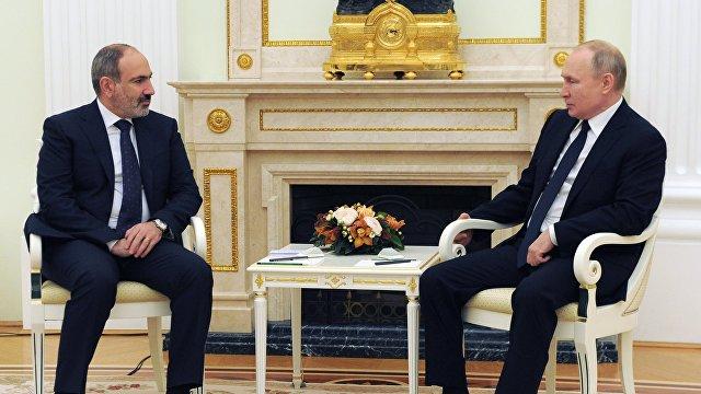 Zham (Армения): от этого льстящего Путину по шпаргалке неряхи люди ждали в 2018 году повышения суверенитета Армении?