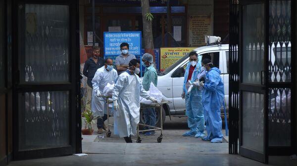 Суд в Индии назвал промедление с поставками кислорода 'геноцидом'