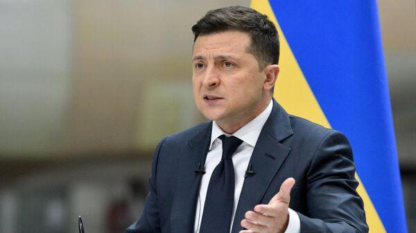 Зеленский планирует встретиться с Байденом в конце июля