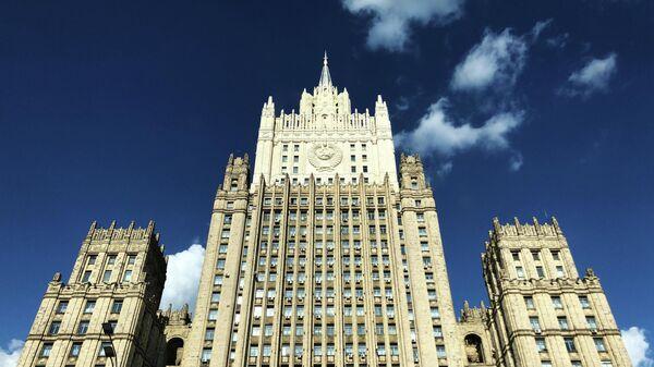 МИД заявил о готовности помочь урегулированию между Бишкеком и Душанбе