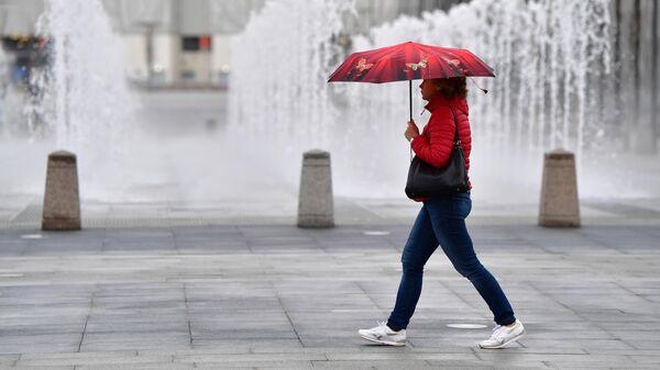 Синоптик рассказал о погоде в Москве в среду