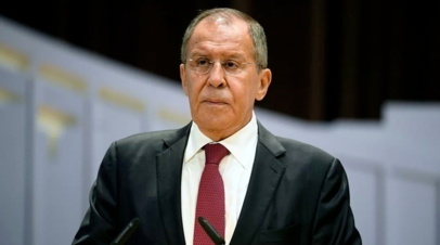 Лавров прокомментировал ситуацию с ДОН