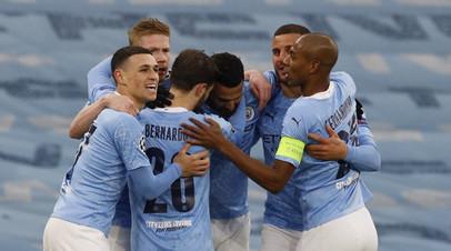 Дубль Мареза и удаление Ди Марии: «Манчестер Сити» обыграл ПСЖ и впервые в истории вышел в финал Лиги чемпионов
