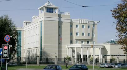 Посольство России ожидает от Минска информацию о мере пресечения Сапеге