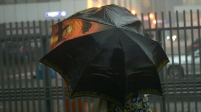 В Удмуртии прогнозируют кратковременные дожди и грозы