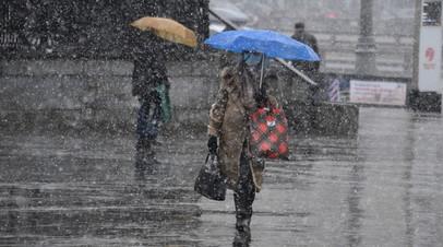 Синоптики прогнозируют ливни и сильный ветер в ряде регионов Сибири