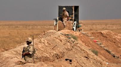Al Sumaria: по двум автомобилям на иракско-сирийской границе нанесён авиаудар