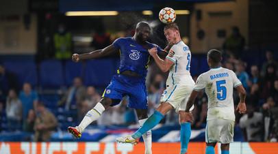Семак отметил действия дебютанта ЛЧ Чистякова в матче с «Челси»