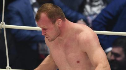 Корешков заявил, что считает Шлеменко одним из величайших бойцов в истории ММА