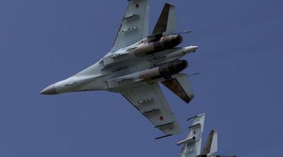 США обеспокоены возможной закупкой Египтом российских Су-35