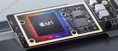 В революционном суперпроцессоре Apple M1 нашли неисправимую «дыру»
