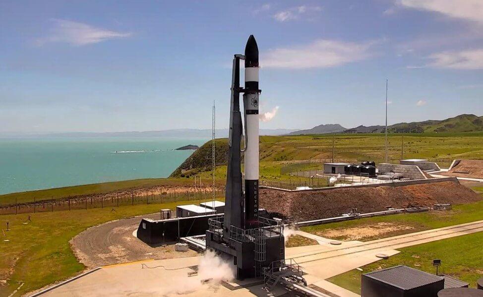 Rocket Lab вернула первую ступень ракеты Electron на Землю