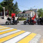 Мотопробег «Дороги Победы» запущен на Ставрополье
