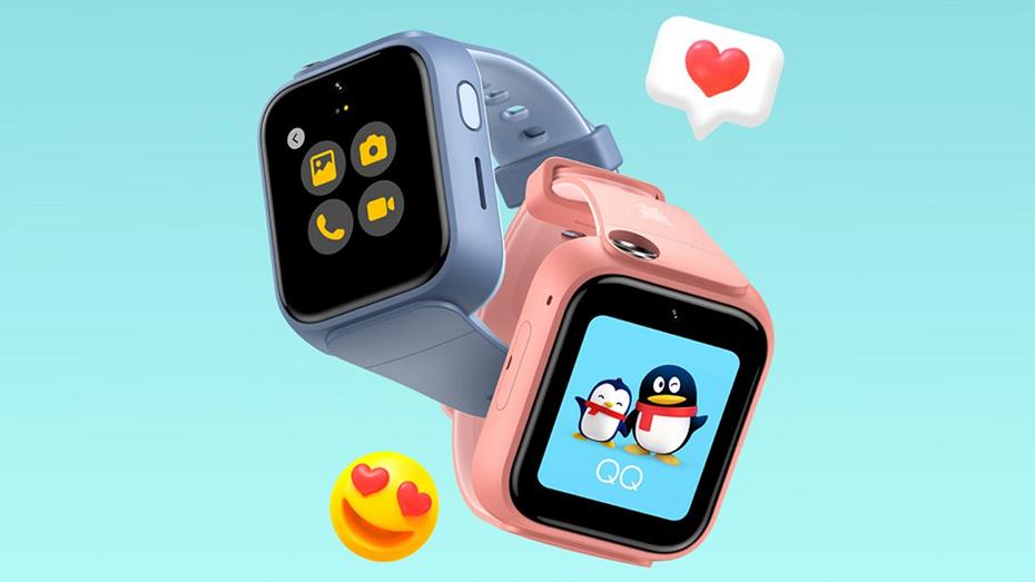 Новые детские смарт-часы Xiaomi получили сразу две камеры