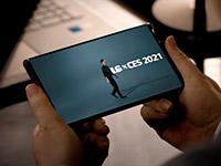 Смартфон с раздвижным экраном LG Rollable поступит в продажу в этом году
