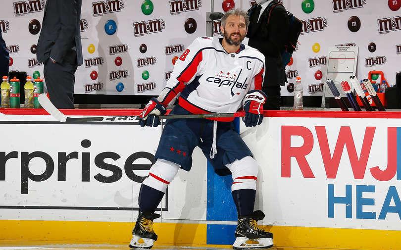 Шайба Овечкина не спасла 'Вашингтон' от поражения 'Бостону' в матче НХЛ