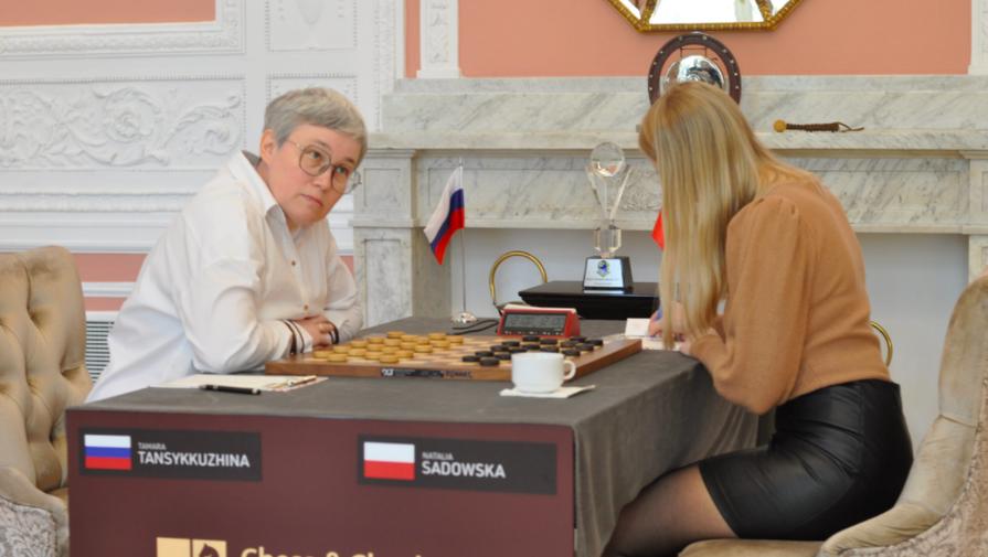 Победу россиянки на ЧМ по шашкам сравнили со злым русским медведем