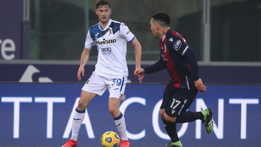 Миранчук забил за 'Аталанту' в первом матче за основной состав