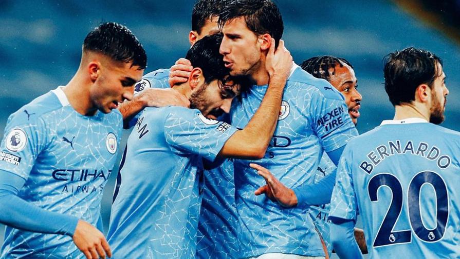 Гол Фодена принес 'Манчестер Сити' победу над 'Брайтоном'