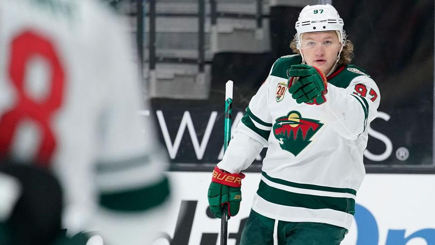 Стало известно расписание первого раунда плей-офф НХЛ