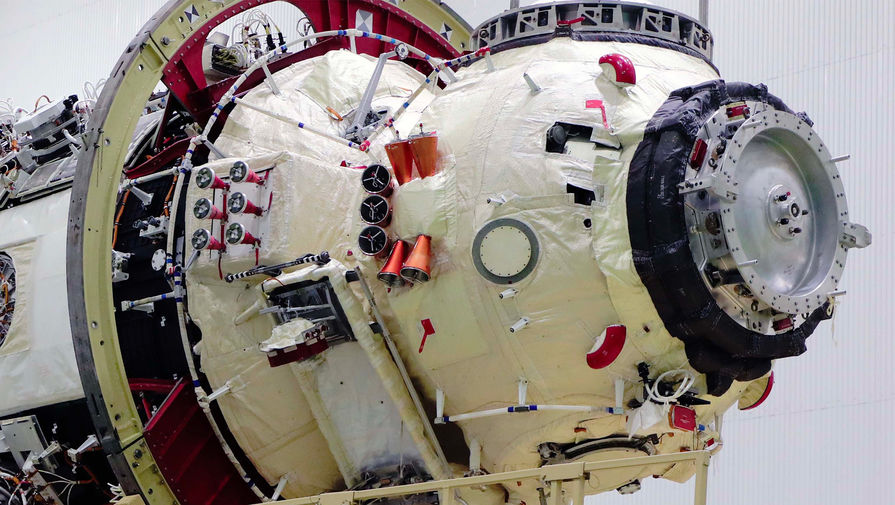 'Роскосмос': модуль 'Наука' отвечает на команды с Земли