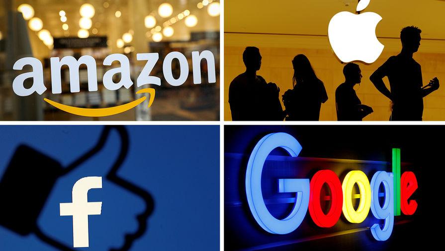 В работе сайтов нескольких крупнейших американских компаний произошли сбои