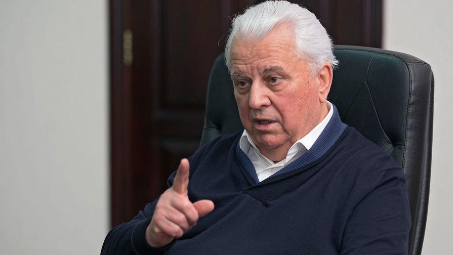 Кравчук ответил на идею Суркова 'вернуть Украину силой'
