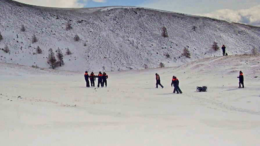 Найдены тела двух туристов, попавших под лавину в горах Бурятии