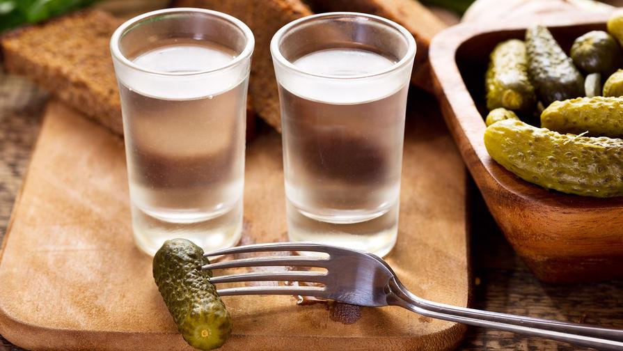 В России в 2020 году увеличилось потребление водки
