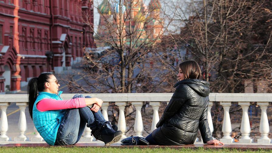 Москвичам рассказали о погоде в столице 9 мая