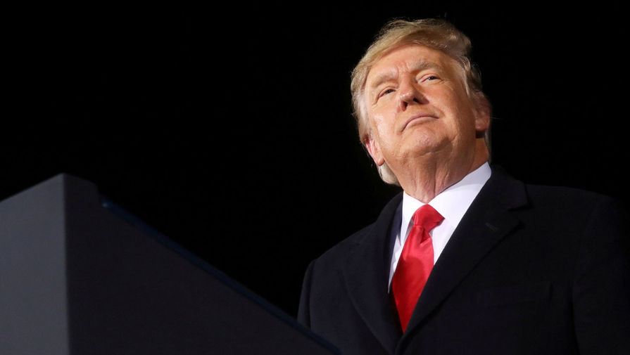 Трамп пишет 'книгу всех книг'