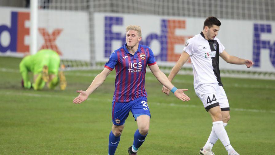 Футболист ЦСКА Гайч может перейти в клуб немецкой Бундеслиги